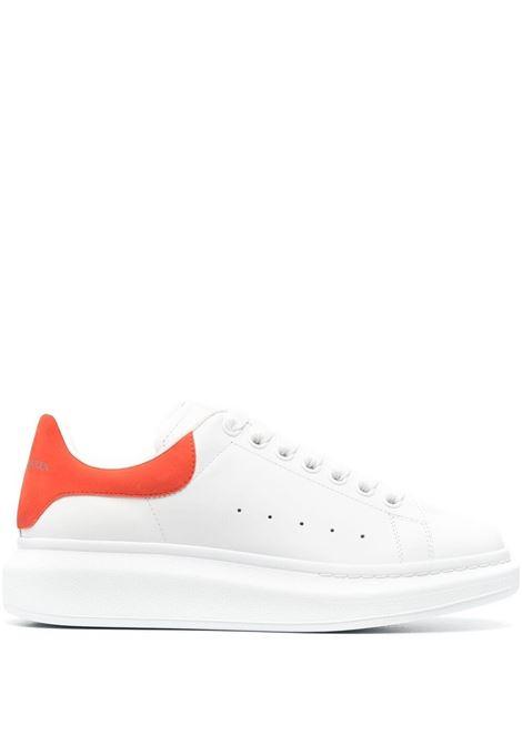 Sneakers bianca ALEXANDER McQUEEN | SNEAKERS | 553680WHGP79345