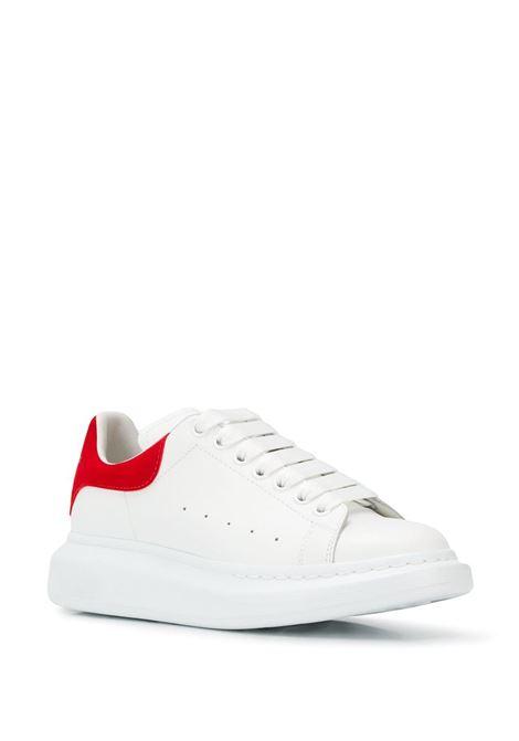 White sneakers ALEXANDER McQUEEN   SNEAKERS   553680WHGP79676