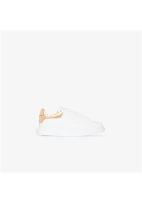 White snekaers ALEXANDER McQUEEN | SNEAKERS | 553680WHNBG9075