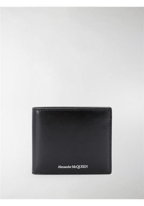 Portafoglio ALEXANDER McQUEEN | PORTAFOGLI | 6105201XI0Y1000