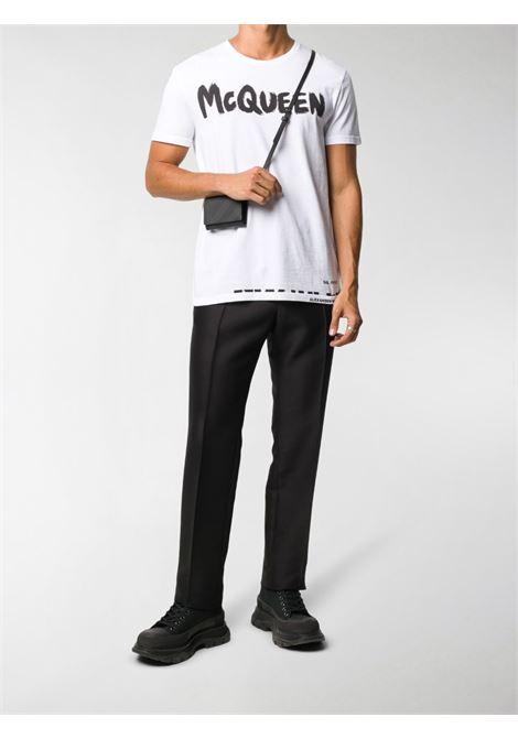 White t-shirt ALEXANDER McQUEEN | 622104QPZ570900