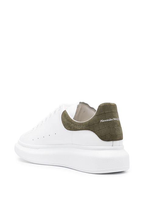 Sneakers bianca ALEXANDER McQUEEN | 625162WHZ4K9055