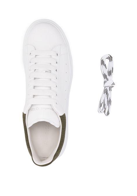 White sneakers ALEXANDER McQUEEN | SNEAKERS | 625162WHZ4K9055