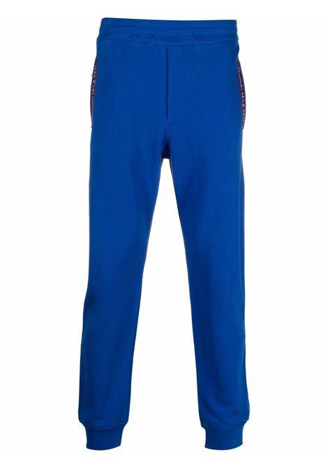 Pantalone blu ALEXANDER McQUEEN | 642664QRX750903