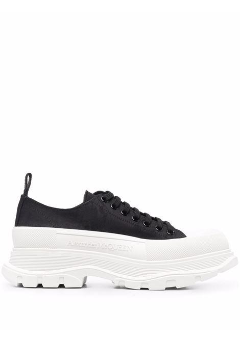 Sneakers bianco/nero ALEXANDER McQUEEN | SNEAKERS | 662680W4QK11320