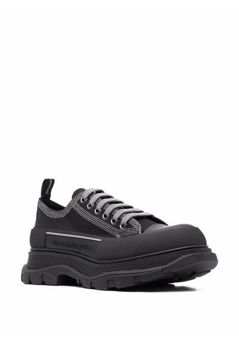 Black sneakers ALEXANDER McQUEEN | SNEAKERS | 662683W4MV81081