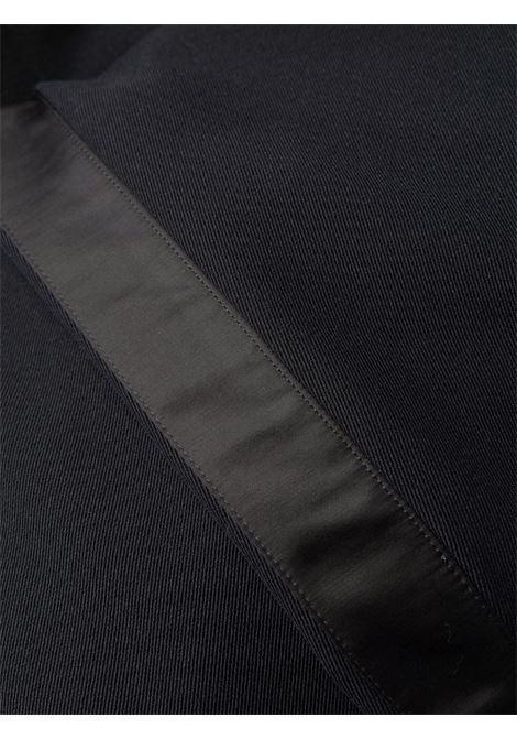 Pantalone nero ALEXANDER McQUEEN | 666211QRR420901
