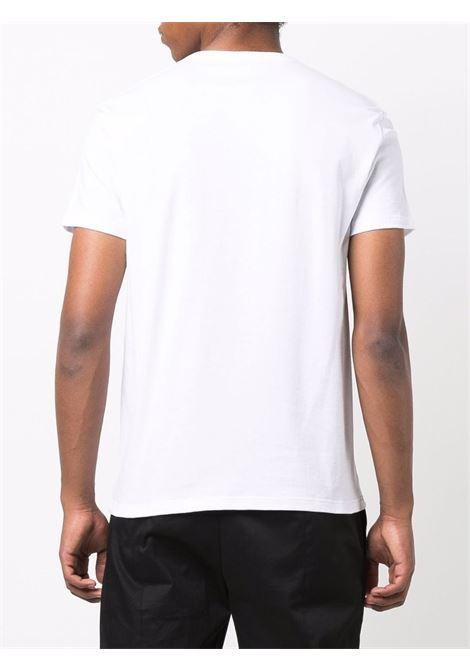 White t-shirt ALEXANDER McQUEEN | T-SHIRT | 666612QRZ910900