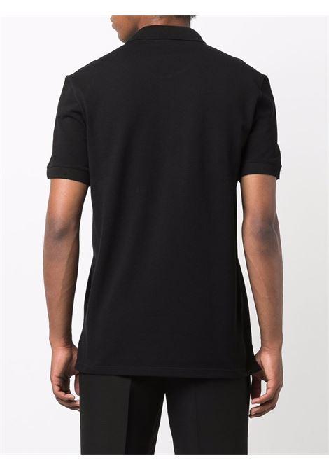 Black Polo shirt ALEXANDER McQUEEN | POLO | 666632QRX331000