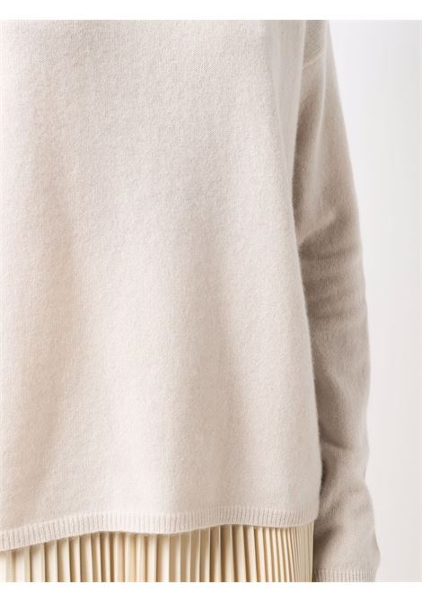 Beige jumper ALLUDE   2151111341