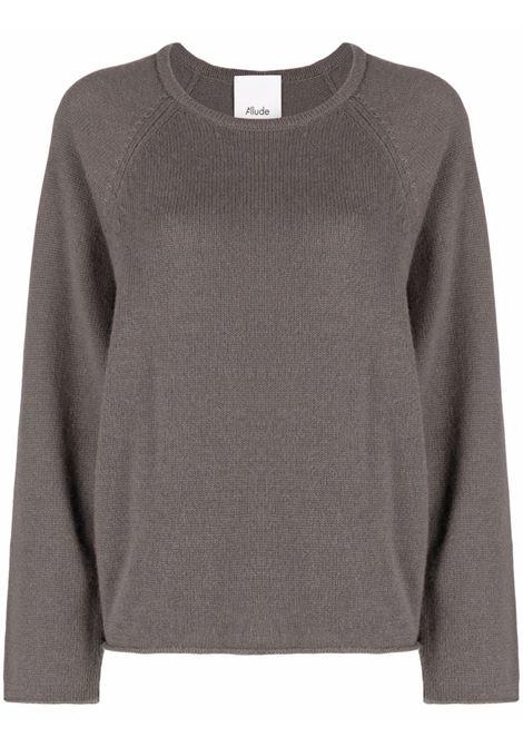 Grey jumper ALLUDE   2151115687