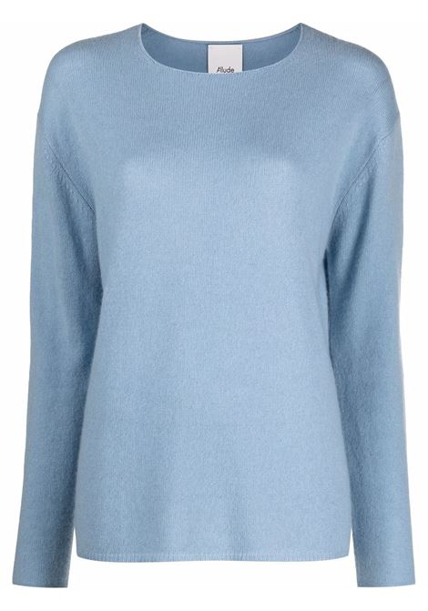 Blue jumper ALLUDE   2151117812