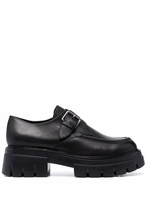 Black loafers ASH | F21LORD01BLACK