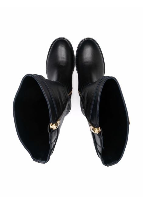 Black boots BALMAIN KIDS | 6P0106Y0023930