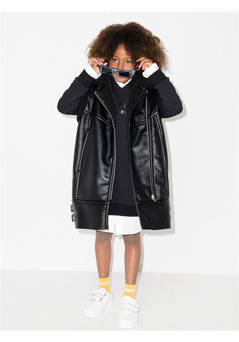 Black dress BALMAIN KIDS | 6P1210F0015930