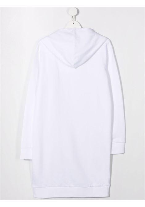 White dress BALMAIN KIDS | 6P1210TF0015100