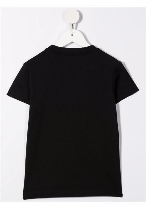 Black t-shirt BALMAIN KIDS | 6P8051J0006930GL