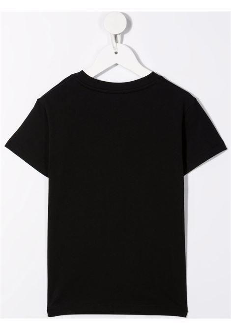 T-shirt nera BALMAIN KIDS   T-SHIRT   6P8101J0006930
