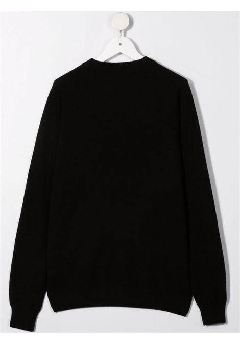 Black jumper BALMAIN KIDS | 6P9580W0029930