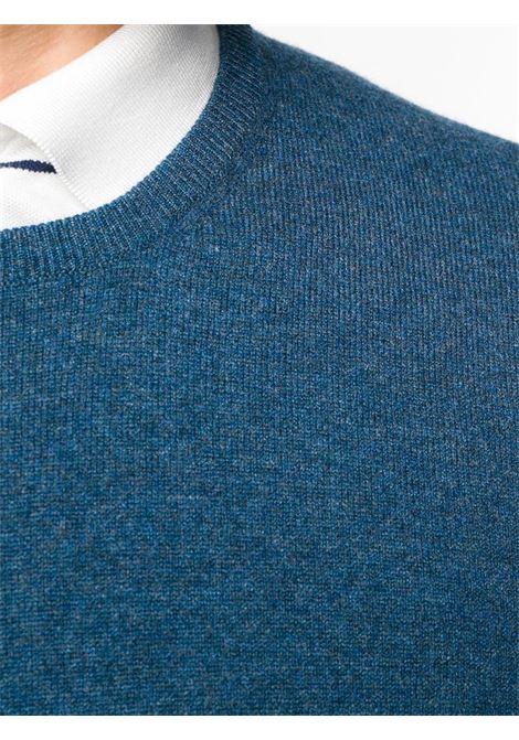 Maglia blu BARBA | MAGLIE | 1559055567596