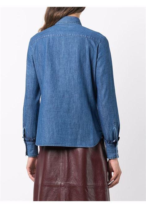 Blue shirt BARBA | 18684801U