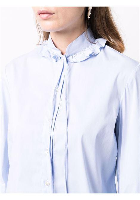 Blue shirt BARBA | 22210201U