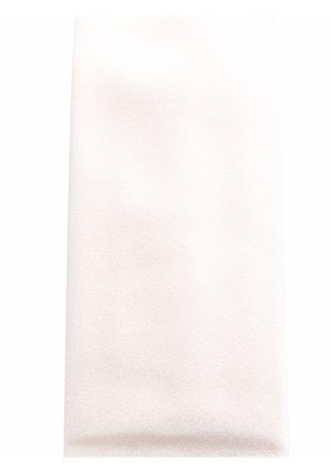 Cravatta bianca BARBA | 430001U