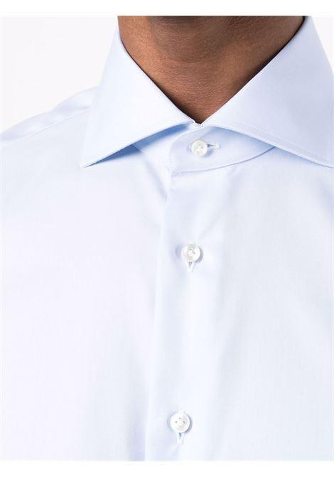 Camicia azzurra BARBA | CAMICIE | D4U13P01PZ5813U