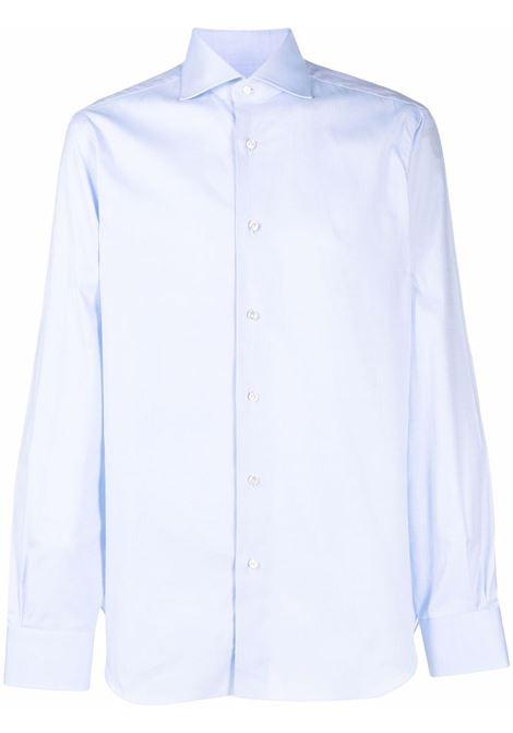 Camicia azzurra BARBA | CAMICIE | I1U13P01701302U