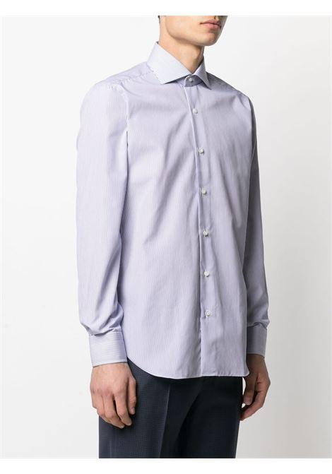 Blue shirt BARBA | I1U13P01PZ5809U