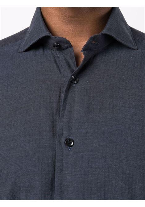 Camicia blu BARBA | CAMICIE | K1U13P01823301U