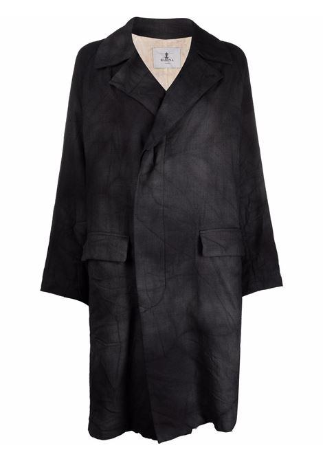 Cappotto antracite BARENA | CSD32550400560