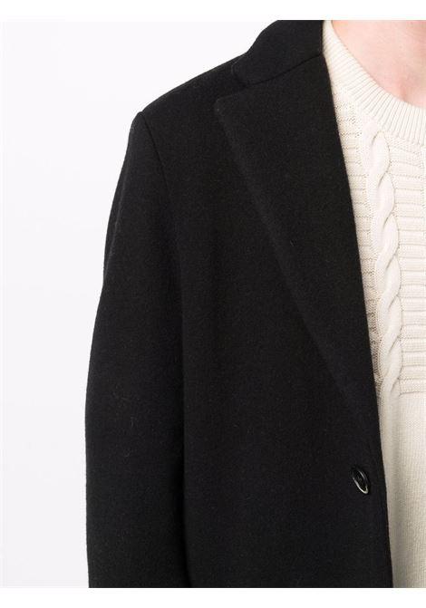 Cappotto nero BARENA   CSU33350001590