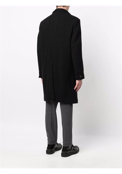 Black coat BARENA   COAT   CSU33350001590