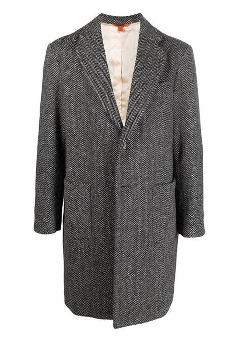 Cappotto nero/bianco BARENA   CSU33350398UNI