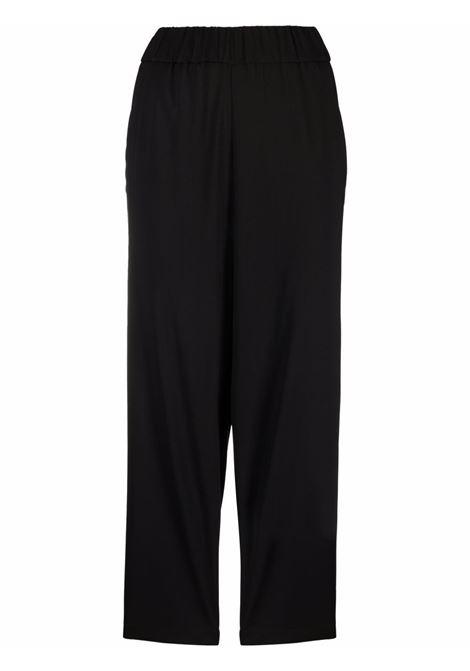 Pantalone nero BARENA   PAD32870406590