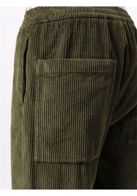Green trousers BARENA   TROUSERS   PAU33672617375