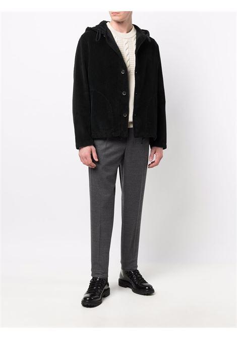 Grey trousers BARENA   TROUSERS   PAU33730268550