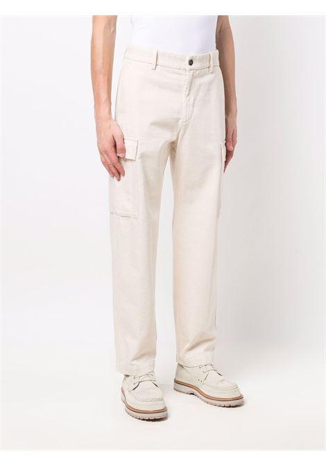 White trousers BARENA   TROUSERS   PAU33742543230