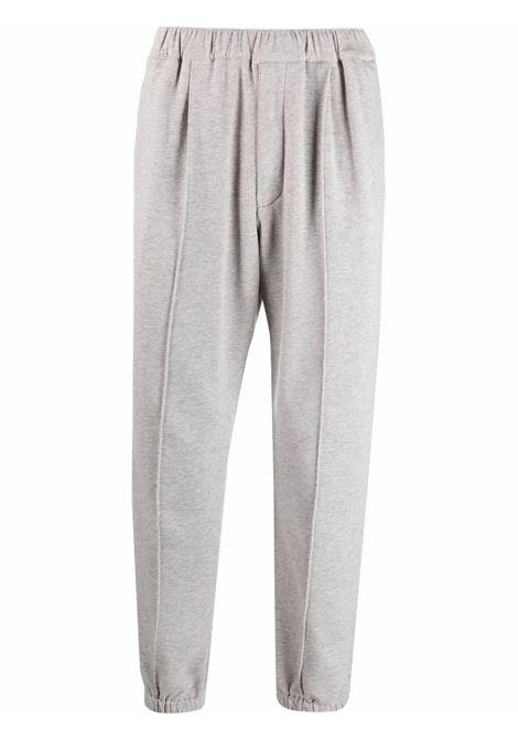 Grey sweatpants BARENA   TROUSERS   PAU33762623540