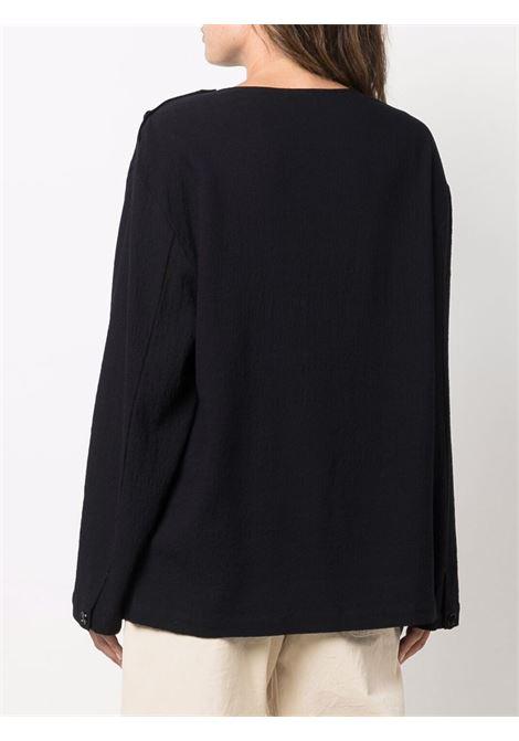 T-shirt nera BARENA | TOP33174107170