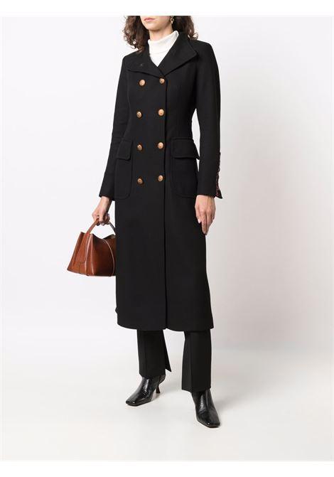Cappotto nero BAZAR DELUXE | S7142700272