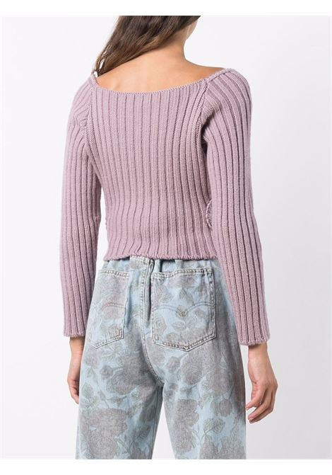 Pink jumper BLUMARINE | 2M107A182