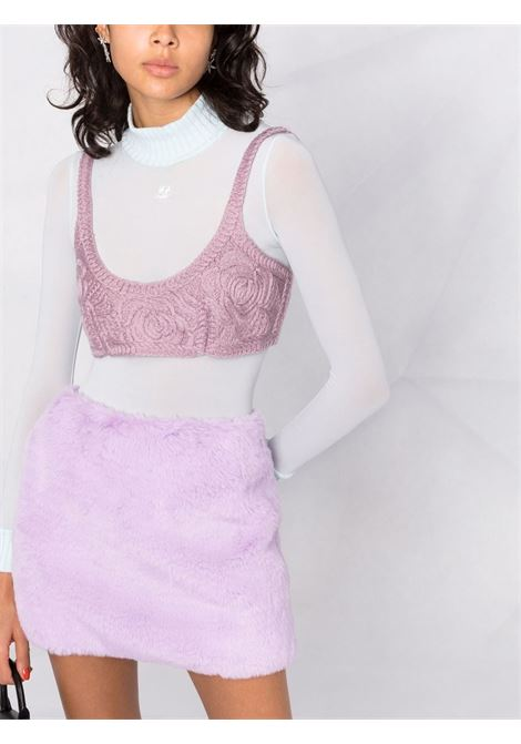 Pink top BLUMARINE | 2M127A182