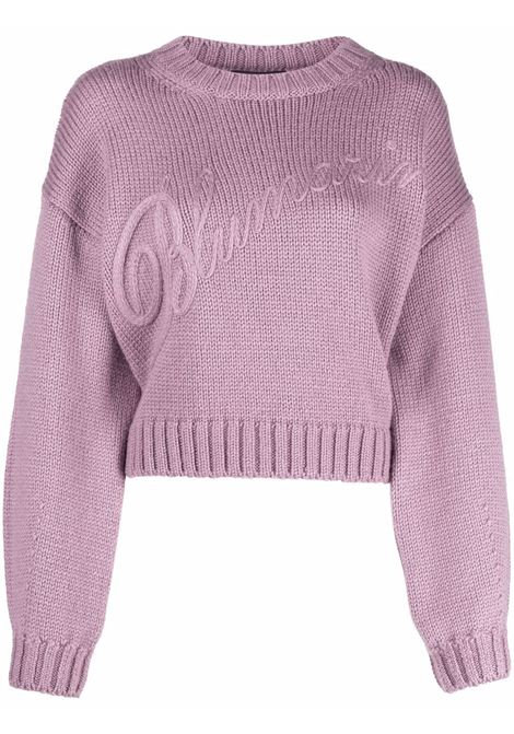 Pink jumper BLUMARINE | 2M129A182