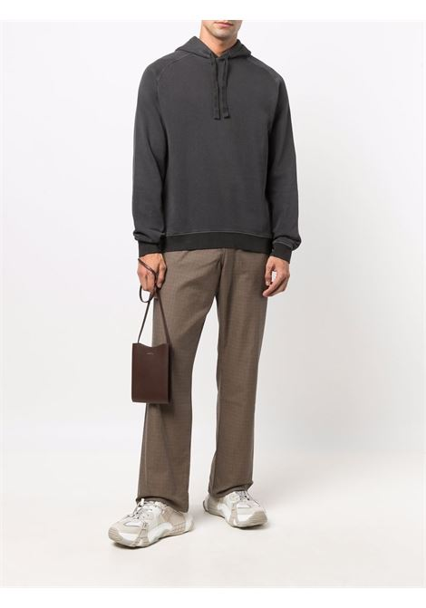 Grey sweatshirt BOGLIOLI | 91452BSC7270990