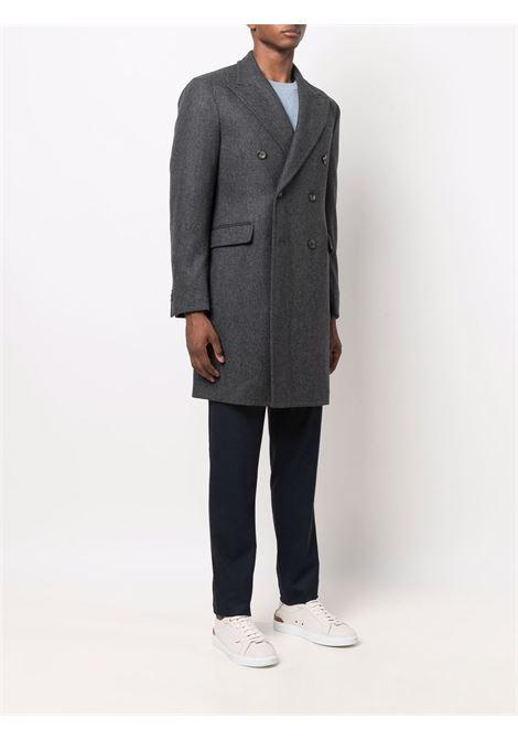 Grey coat BOGLIOLI | C3501PBSC7230860