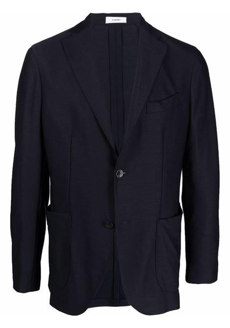 Blue blazer BOGLIOLI | N1302EBUC0230790