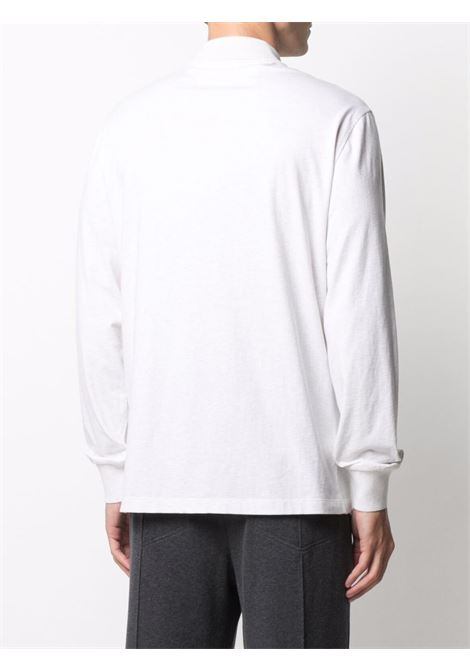 White Polo shirt BRUNELLO CUCINELLI | M0T818735CL019