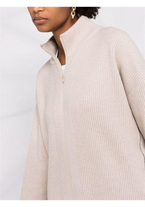 Cardigan beige BRUNELLO CUCINELLI | CARDIGAN | M12713906C9504